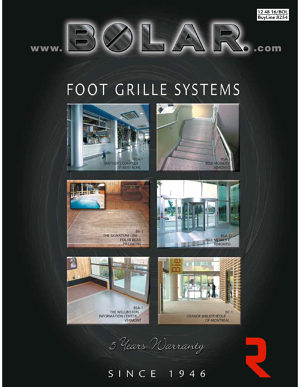 Bolar Foot Grille Systems