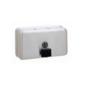 Wall-Mounted Soap Dispensers